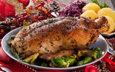 Rezeptidee: Entenbraten zu Weihnachten