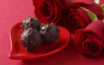 Verführerische Früchte zum Valentinstag
