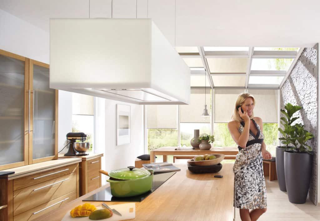 wenn die wohnk che zum wohnzimmer wird. Black Bedroom Furniture Sets. Home Design Ideas
