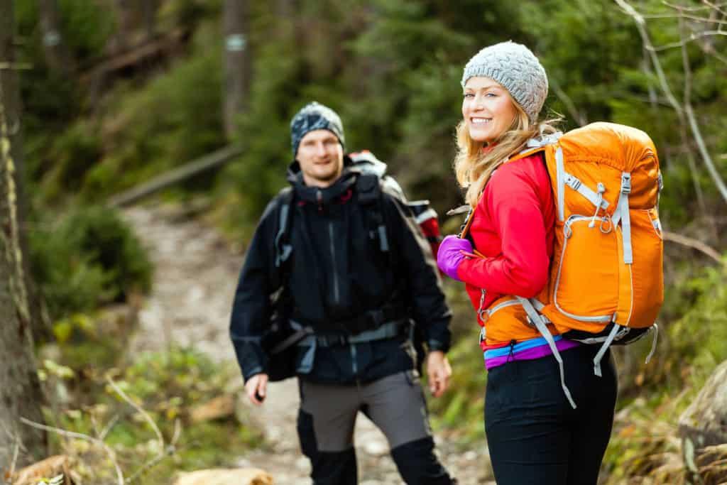 Olavsweg: Outdoor in Norwegen.