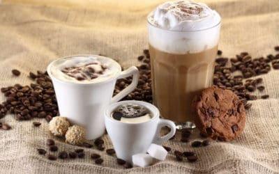 Auf eine Tasse Kaffee mit leckeren Rezepten