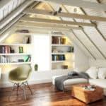 Das Dach ausbauen – Kleben gegen Feuchtigkeit