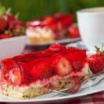 Starten Sie mit dieser Erdbeertorte in die Erdbeersaison