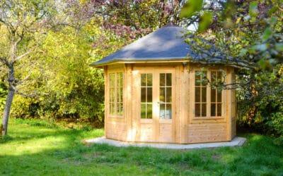 So planen Sie Ihr Gartenhaus