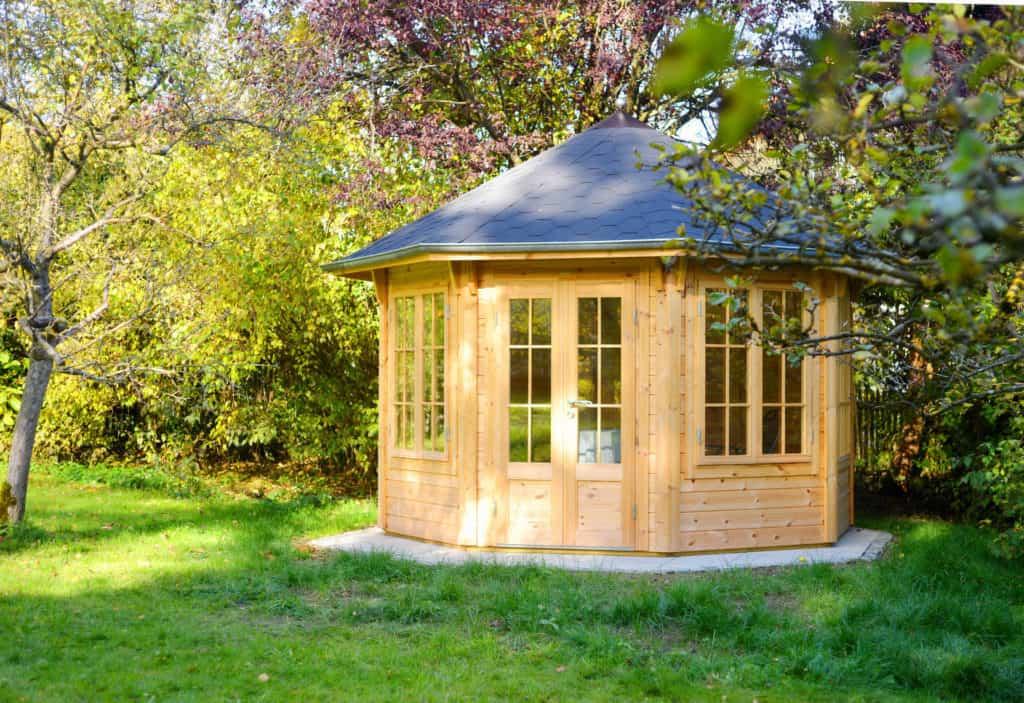 Tipp f r die gartensaison so planen sie ihr gartenhaus - Gartenhaus richtig beluften ...