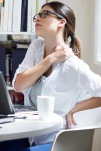 Zu viel Stress kann körperliche und geistige Beschwerden verursacht.
