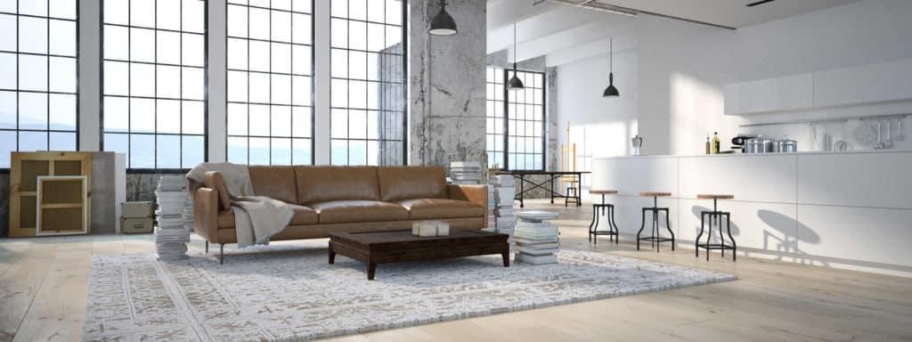 wohnen im loft so realisieren sie ihren urbanen lebenstraum. Black Bedroom Furniture Sets. Home Design Ideas