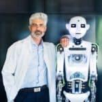 Berufe mit Zukunft_ Wissenschaftler mit Roboter