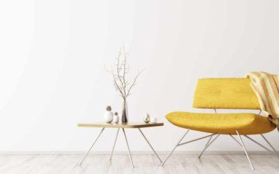 Das geht: Gemütlich minimalistisch wohnen