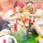 So gelingt die WM-Party im Garten