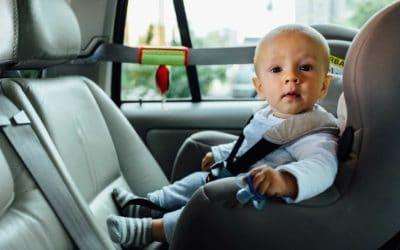Autofahren mit Kindern: Gut geplant ist es ein Kinderspiel!