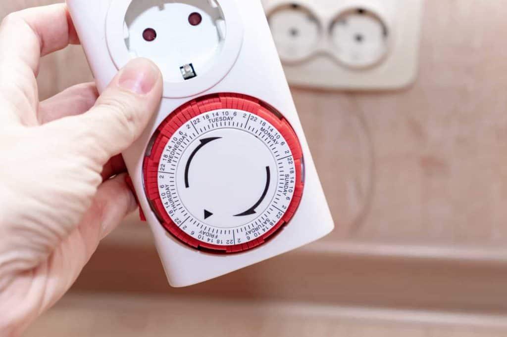 Timer für die Steckdose (Energiespartipps)