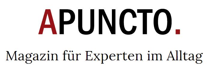 Apuncto – Magazin für Experten im Alltag