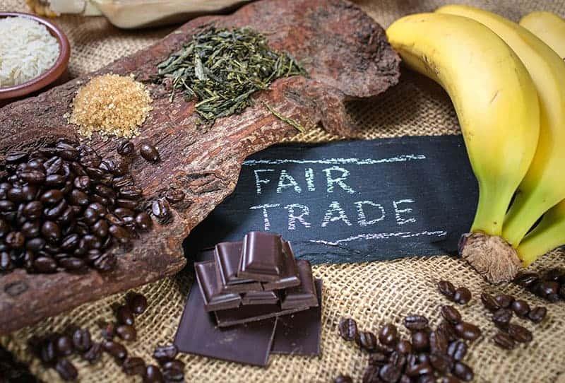 Fair Trade: Bananen, Schokolade, Kaffee und Zucker - nachhaltig einkaufen