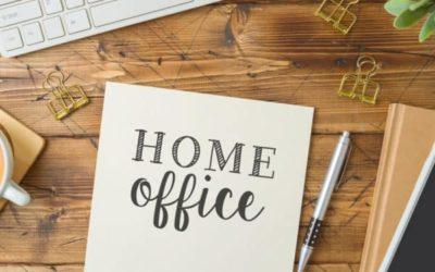 Selbstmanagement im Homeoffice: Zuhause produktiv sein