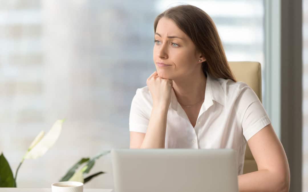 Boreout-Test: Wenn Unterforderung am Arbeitsplatz unglücklich macht