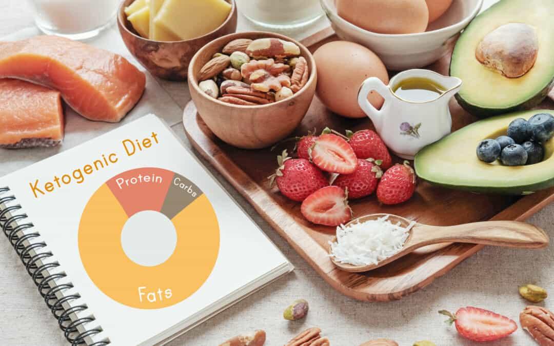 Ketogene Ernährung – Gemüse und fettreiche Lebensmittel für mehr Gesundheit?
