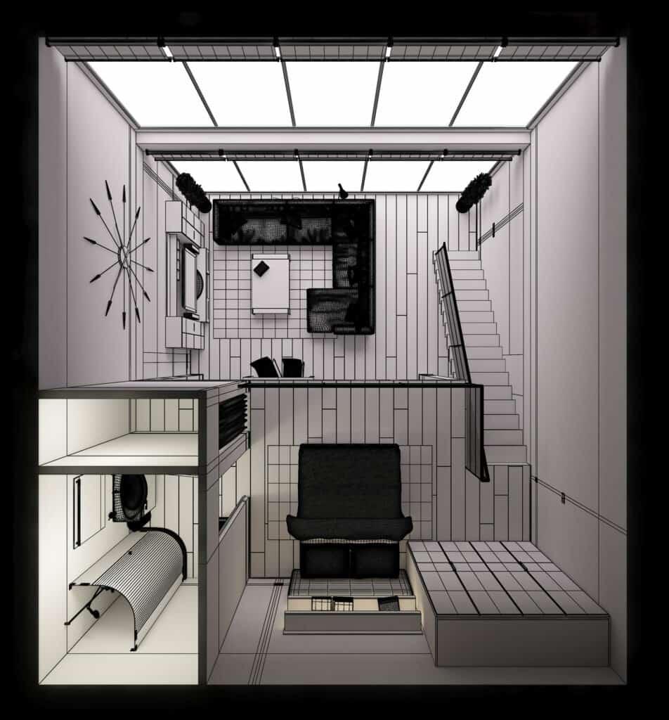 Tiny House Grundriss
